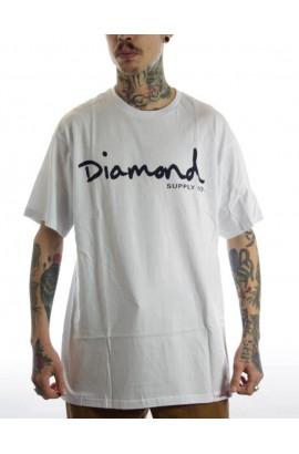 DP17PA18W CAMISETA DIAMOND