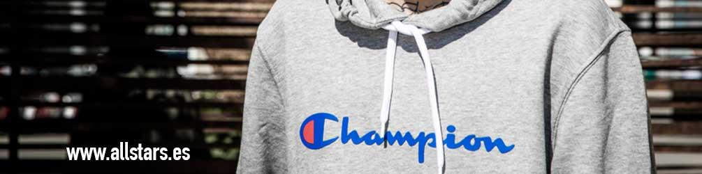 sudadera champion athletic sportwear