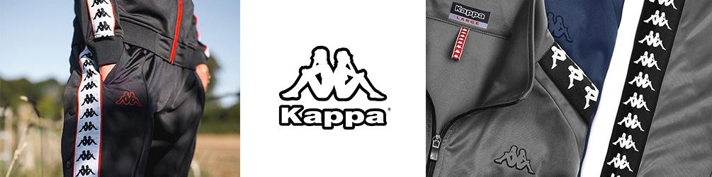Kappa marca de ropa deportiva urbana
